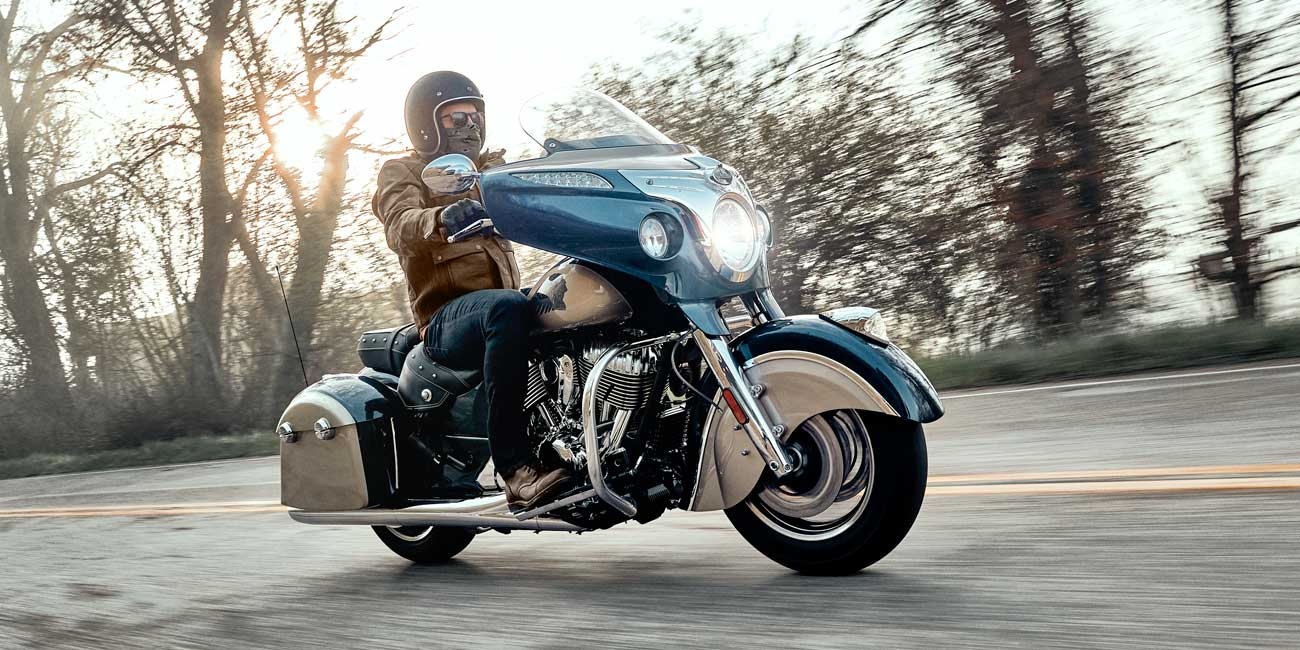 Indian® Chieftain® Classic